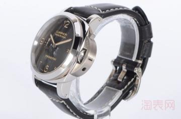 沛纳海手表回收多少折有依据吗