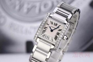 卡地亚手表没有票据了 回收能卖多少钱啊