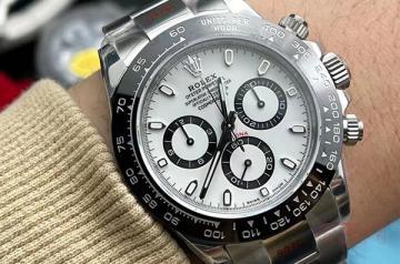 劳力士黑水鬼手表回收几折是最高