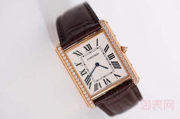 卡地亚手表回收公司哪里更高价