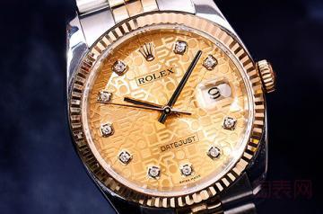 劳力士手表回收折扣一般是多少