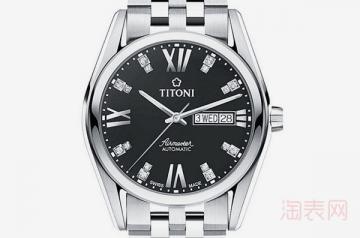 老梅花双日历手表的回收价格怎么样