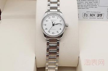 带了3年的1万4浪琴手表回收能卖多少钱