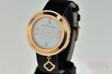 梵克雅宝手表回收贬值多少钱