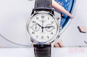 浪琴l2.669.4二手手表回收价钱高吗