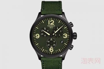 天梭手表回收价钱可以冲破公价吗