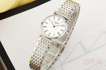 二万买的浪琴手表卖多少钱