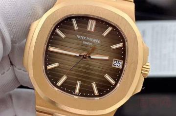 回收2手百达翡丽手表能有多少钱