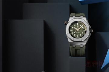 爱彼手表二手的能卖多少