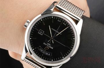 回收百年灵二手手表多少钱