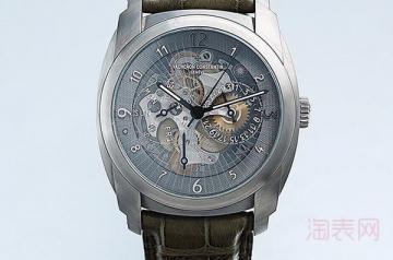 江诗丹顿手表怎么回收可以拿高价