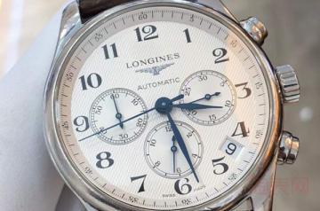 全新浪琴手表可以回收吗 不同表款差距大
