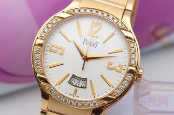 黄金钻石手表回收价格怎么样