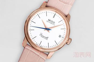 现在美度手表专柜回收旧表吗