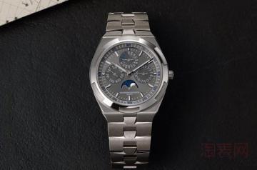 回收江诗丹顿手表价位大概是几折