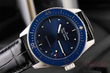 宝珀二手表回收多少钱