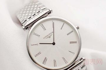16年买的一万的浪琴手表回收多少钱
