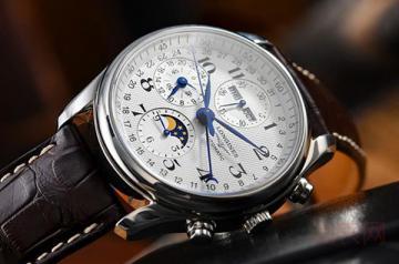 17年的二手浪琴名匠手表回收能卖多少钱
