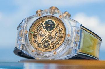 闲置的二手宇舶手表回收多少钱