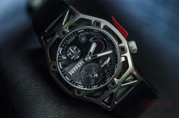 宇舶手表二手能卖多少钱
