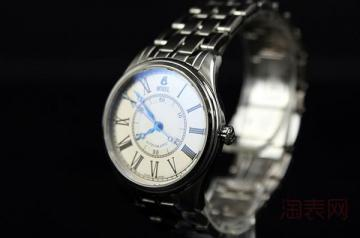 依波路旧手表可以哪里回收转卖