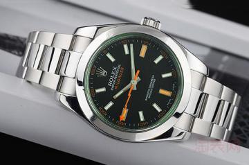 劳力士二手手表回收多少钱才算保值