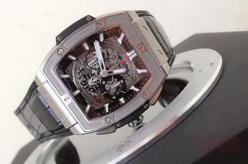 宇舶二手手表回收能卖多少钱 有可能超公价吗