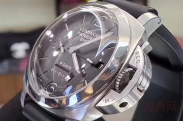 沛纳海手表回收二手的价格有多少