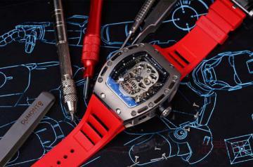 理查德米勒手表回收行情超乎想象