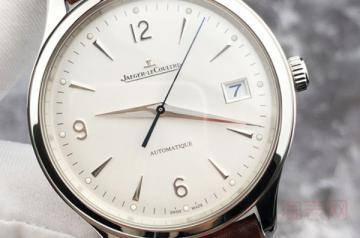 积家手表回收多少钱 五折有吗