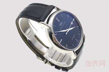 万国两万多的手表回收注意这些避免被坑
