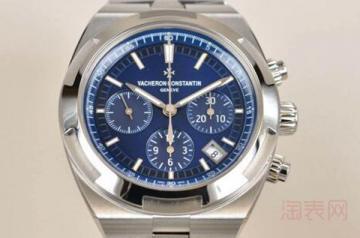 二手表市场上手表回收比例怎么样