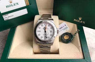 劳力士回收看不看年份 生产年份对于劳力士手表有什么影响