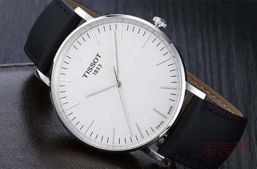 天梭2年的手表能卖多少钱
