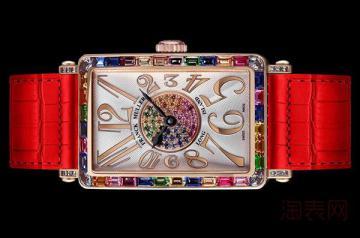 法穆兰手表1150回收价格会随着原价涨吗