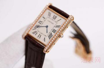 卡地亚手表回收值钱吗