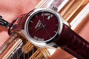 天梭手表5000的机械表回收无附件可以吗