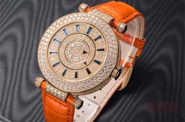 法兰克穆勒手表回收价格为何低迷