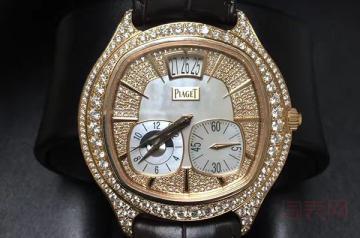 伯爵手表买价三十八万回收价格多少