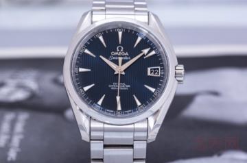 欧米茄蝶飞系列手表二手能卖多少钱