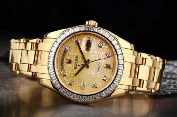 高价回收名贵手表 档次越高越值钱