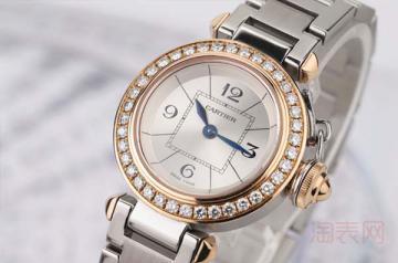 哪里有卡地亚手表回收的靠谱平台