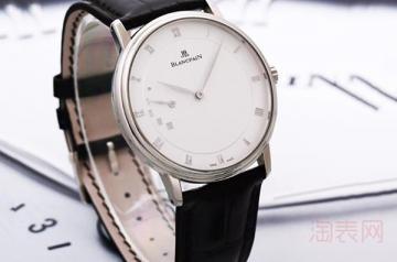 二手手表回收参考价格是多少需参考自身因素