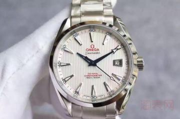 上世纪买的欧米茄手表回收卖多少钱