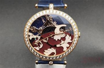梵克雅宝手表可不可以回收变卖出去