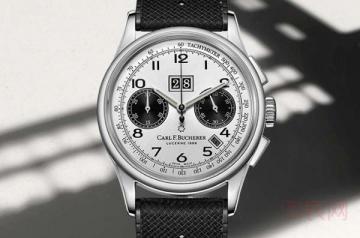 宝齐莱爱德玛尔二手手表能卖多少钱