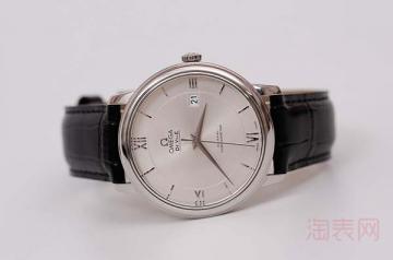 二手的欧米茄手表能卖多少钱还得注意这几点