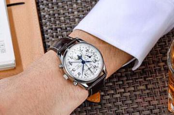 老款浪琴手表回收价格会有原价的几折