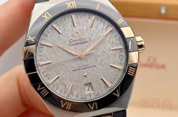 卖二手欧米茄手表多少钱是可观的