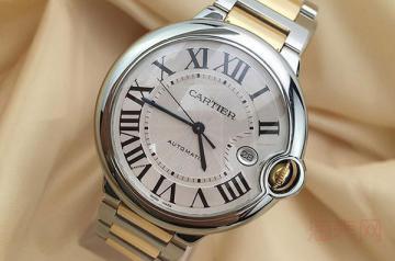 回收卡地亚二手手表去哪里好 报价怎么样